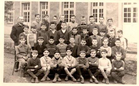 1958 - Classe de M. Pasquet.jpg