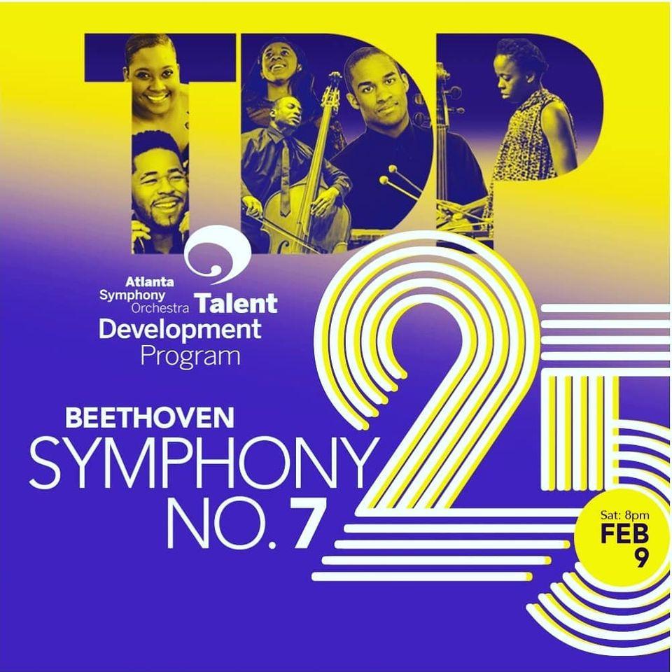 """BEETHOVEN'S SYMPHONY NO. 7"""