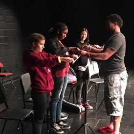 Orchestral Support at North Atlanta High