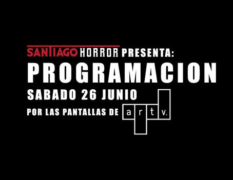 """Programación Sábado 26 de Junio     """"Selección de Cortometrajes"""""""