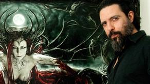 """""""The Art Of Giorgio Finamore"""", exposición de arte gótico y fantástico"""