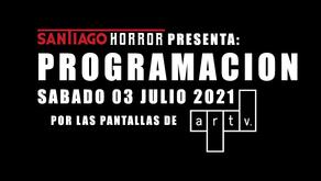 """Programación Sábado 03 de Julio                  """"EL Muerto Cuenta Su Historia"""""""