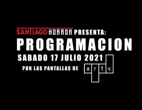 Programación Sábado 17 de Julio
