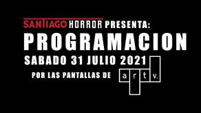 """Programación Sábado 31 de Julio                         """"H.P. Lovecraft's """"The Deep Ones"""""""
