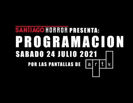 """Programación Sábado 24 de Julio  """"Rebobinado, la película"""""""