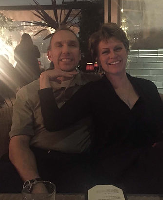 Dan and Audra Tufts, Owners of Complexity Wine Lounge