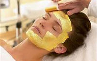 24 Carat gold facial rejuvenate your skin
