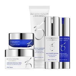 Zo skin care brightening system box
