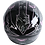 Thumbnail: Pink Black Butterfly Full Face Street Sport - Size Small only