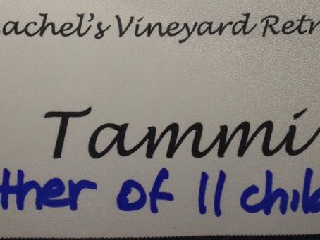 Rachel's Vineyard- Tammi's Healing
