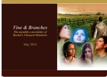 Rachel's Vineyard's Vine & Branches Newsletter