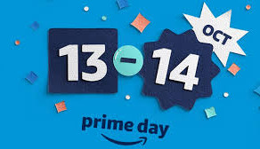 SAVE THE DATE: 10/13 - 10/14! Amazon Prime Days Are Coming At You!