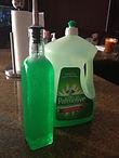 Olive Oil Bottle Soap Dispenser