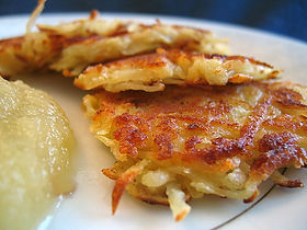 Potatoe Pancakes