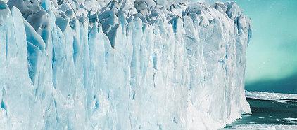 PREMIUM ALUMINUM DIBOND Glacier Aurora