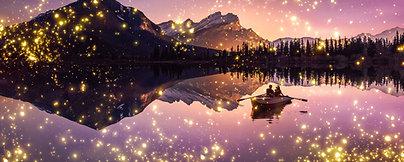 POSTER Banff Fireflies