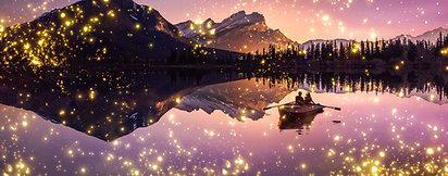 CANVAS Banff Fireflies
