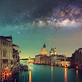 CANVAS Milky Venice