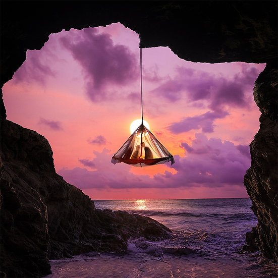 CANVAS Hanging Tent