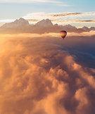 POSTER Sandstorm Balloon