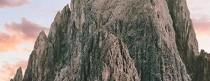 POSTER Dolomites Peak