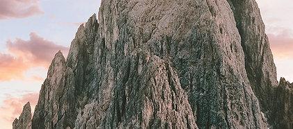 PREMIUM ALUMINUM DIBOND Dolomites Peak