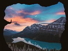 POSTER Moon Lake Woman