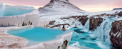 CANVAS Iceland Pools