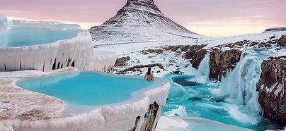 PREMIUM ALUMINUM DIBOND Iceland Pools