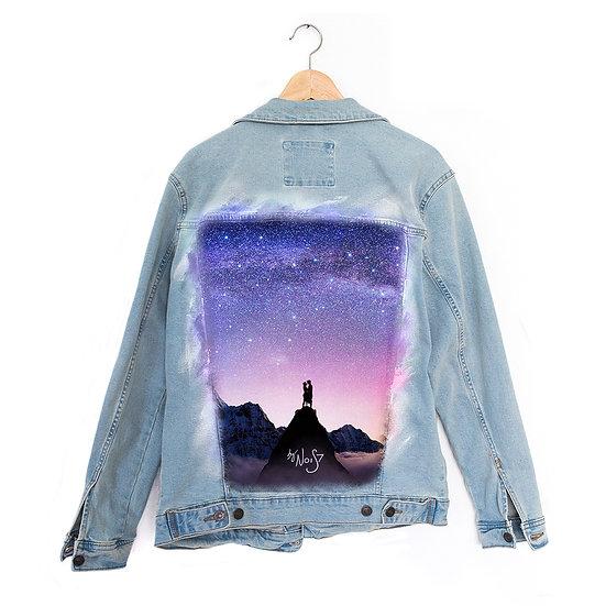 Jeans Jacket Mount Everest