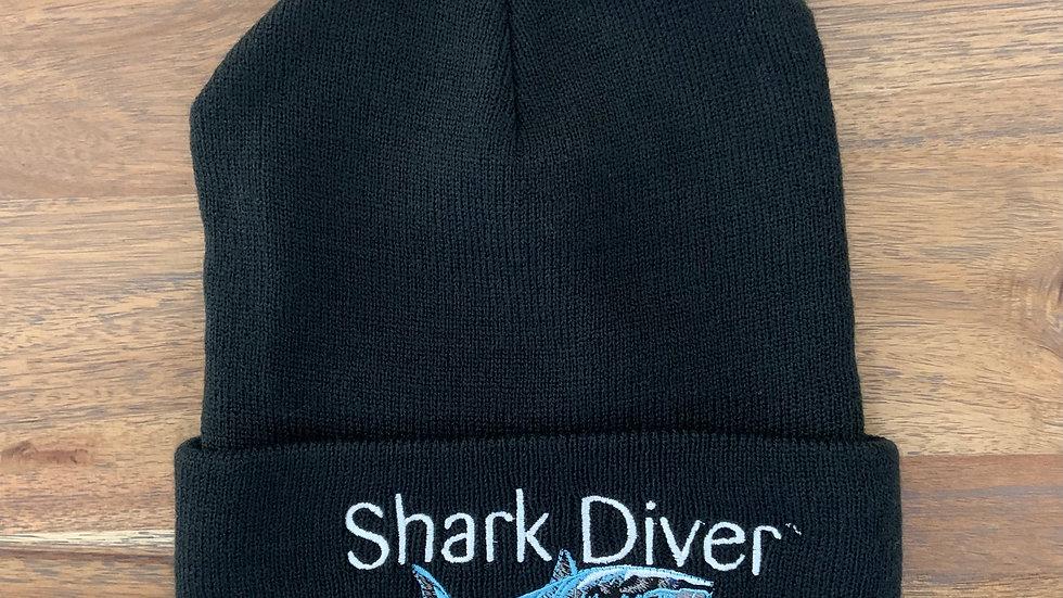 Shark Diver Beanie