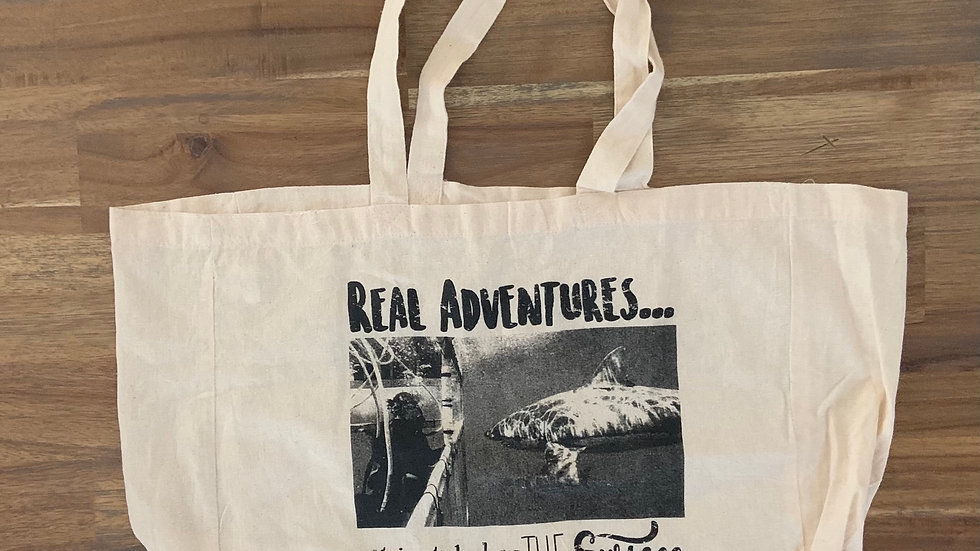 Shark Diver Gear Tote Long FREE with $50 purchase