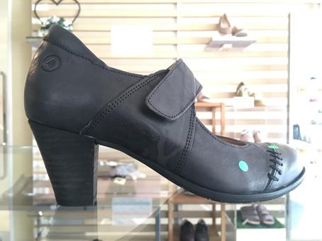 コバ靴店のインソールは二段構え