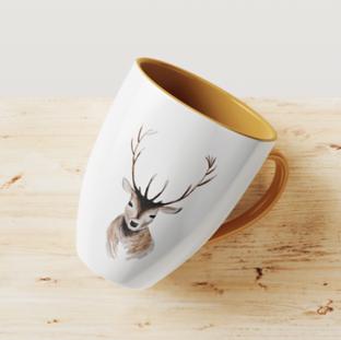 Illustration de mug