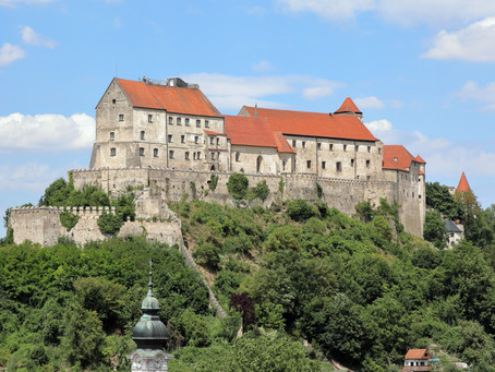 Witch Trials, Ghosts and Lovelorn Cooks: Burghausen Castle