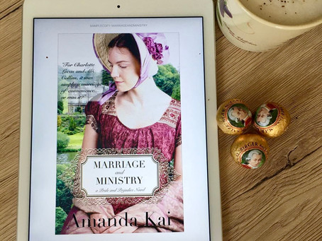 Marriage and Ministry by Amanda Kai - A charming Pride & Prejudice variation