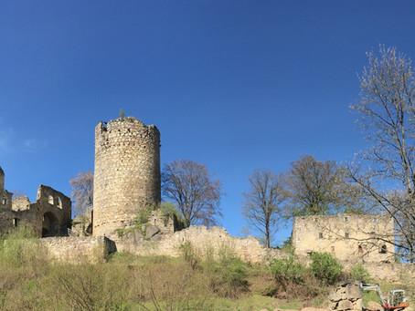 Prandegg Castle