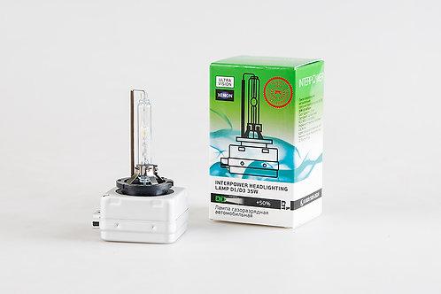 Ксеноновая лампа Interpower D1S Ultra Vision