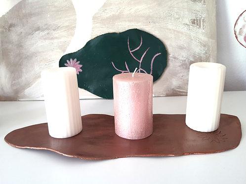 Schmuckhalter/ Kerzenhalter