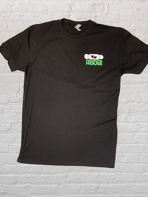 Novak's House Shirt (Black)