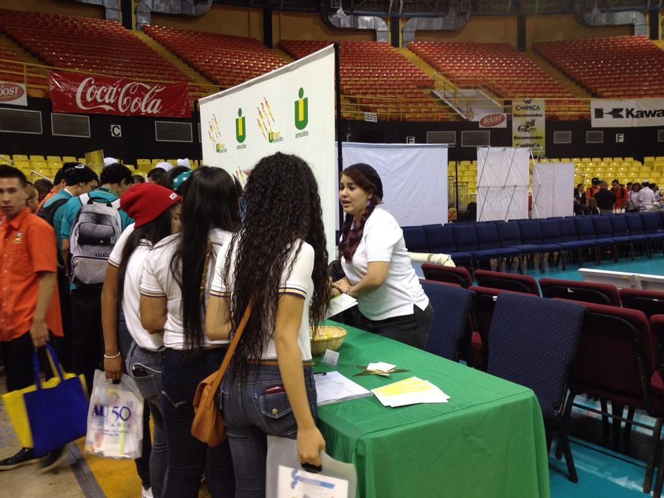Expo Educacion en Arecibo