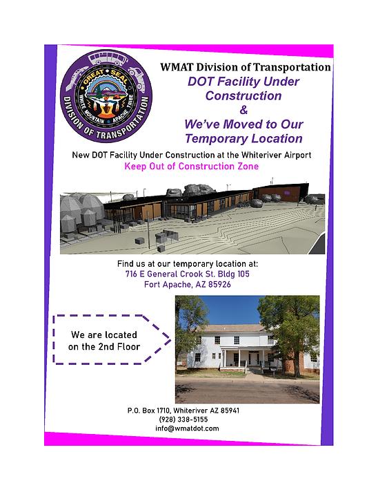 20-09-10 WMAT-DOT New Temporary Location