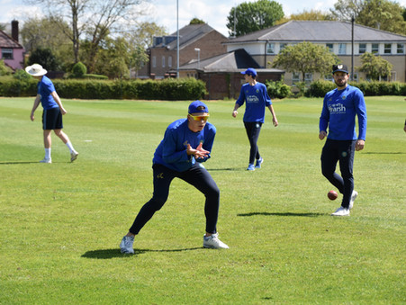 League Statement: Cambridge Cricket Club