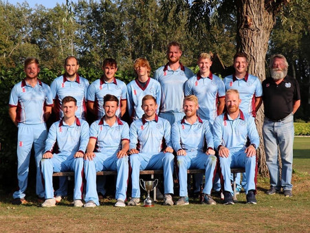 Swardeston ease to victory in the EAPL Cup playoff final
