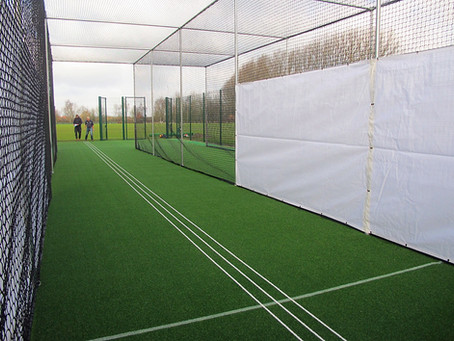 Bluntisham CC Nets Reopening