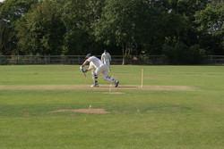 1st's vs St Giles (A) 2012