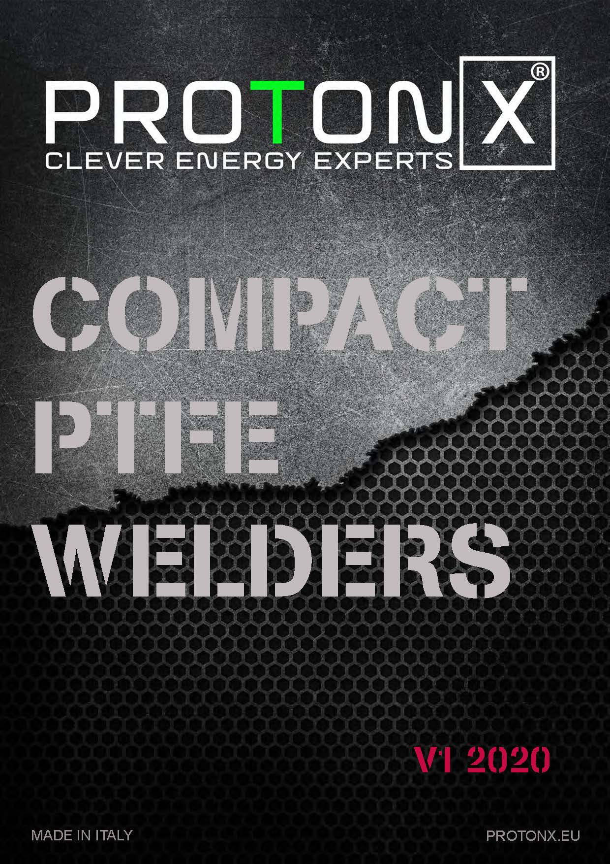 PROTONX ITALY PTFE WELDERS