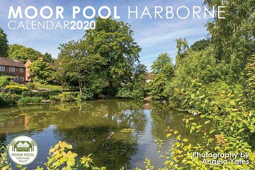 Moor Pool Harborne Calendar 2020