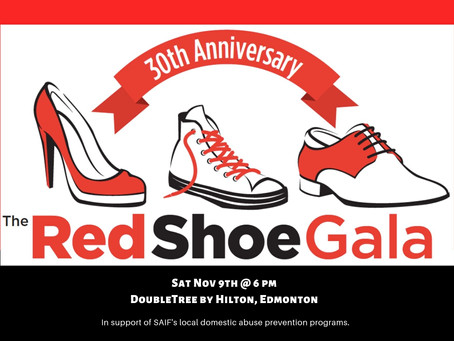 Red Shoe Ticket Sales Now CLOSED