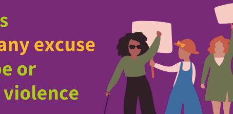 Girls & Women & Sexual Violence